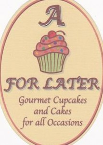 A Cupcake for Later logo